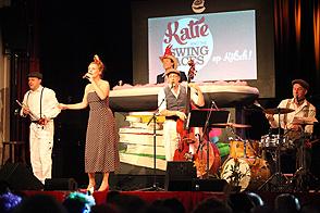 Deine Sitzung 2015 - Swing Aces