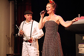 Deine Sitzung 2015 - Katie and the Swing Aces