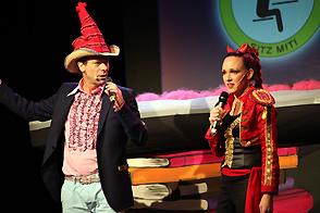 Carolin Kebekus und Olaf Bürger Deine Sitzung 2015