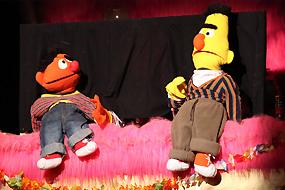 Deine Sitzung 2013 Ernie und Bert
