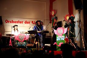 Deine Sitzung 2013 Orchester der Liebe