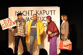 Fatal Banal 2012 Mahnwache