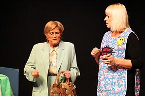 Fatal Banal 2015 - Susanne Hermanns, Petra Luxenburger