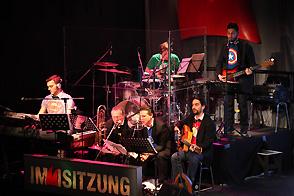 Immisitzung 2014 Band