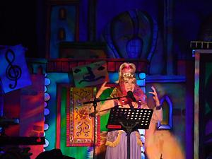 Röschensitzung 2012 Bezaubernde Jeannie
