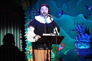 Röschensitzung 2015 - Shakespeares