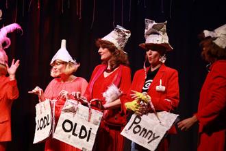 Schnittchensitzung 2011 Don Quijote