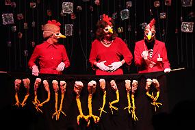 Schnittchensitzung 2012 Hühner 02