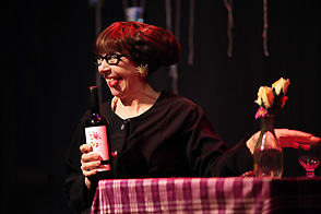 Schnittchensitzung 2013 Krissie Illing