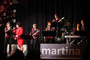Schnittchensitzung 2013 Martinas