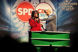 Stunksitzung 2014/2015 - Champions League der Parteien