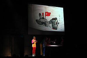 Stunksitzung 2012/1013 Kritik